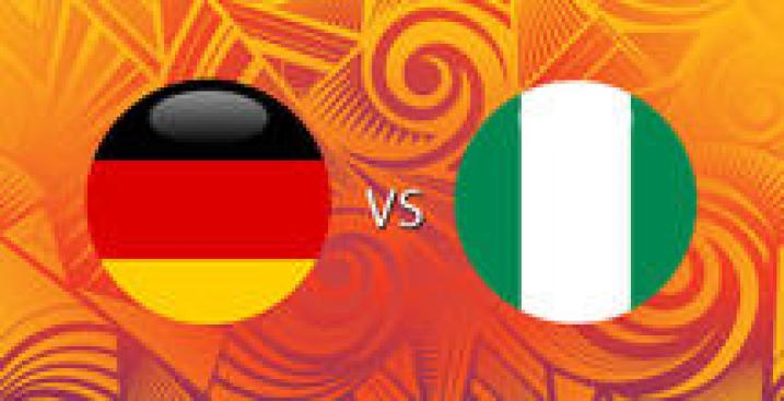 En Vivo: Alemania vs. Nigeria