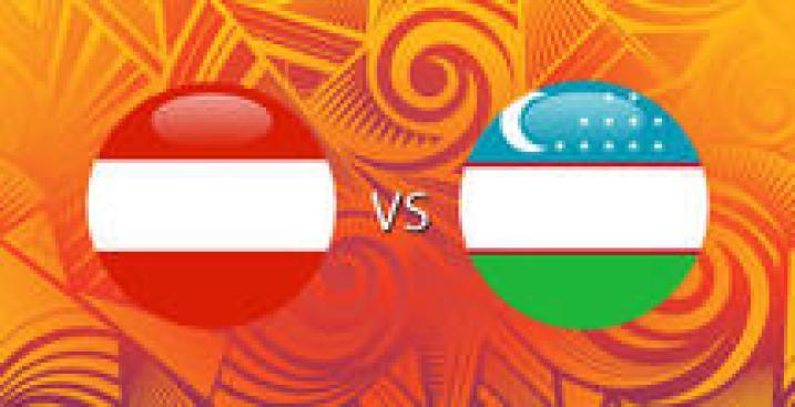 En Vivo: Austria vs. Uzbekistán