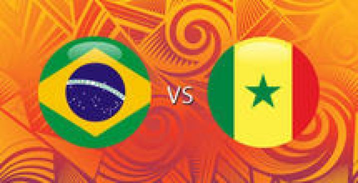 En vivo: Brasil vs. Senegal