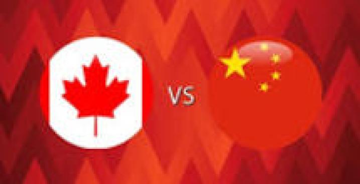 En Vivo: Canadá vs. RP China