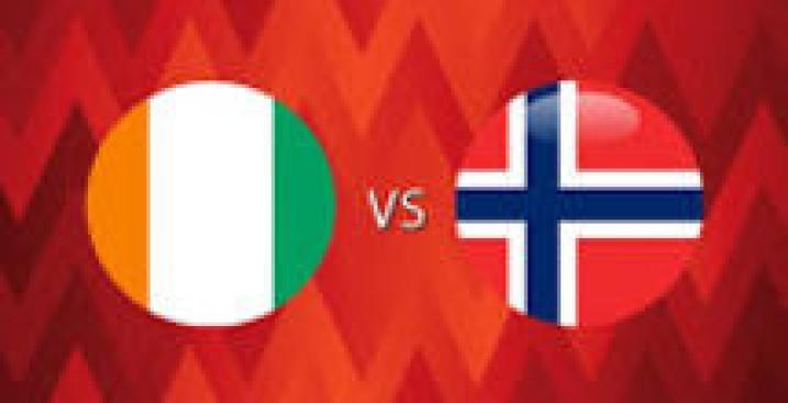 En Vivo: Costa de Marfil vs. Noruega
