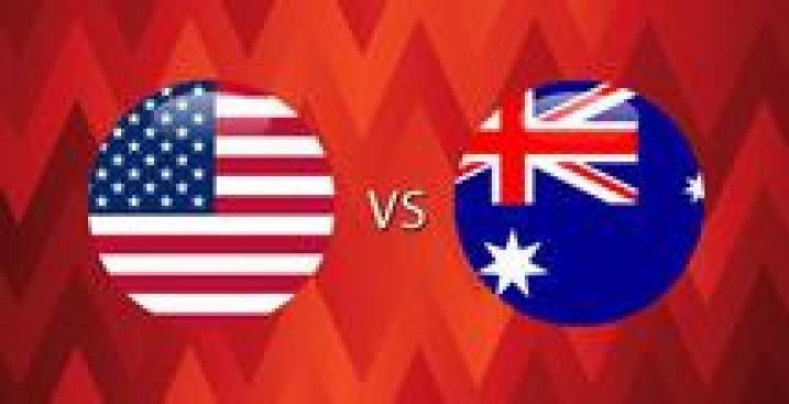En Vivo: EEUU vs. Australia