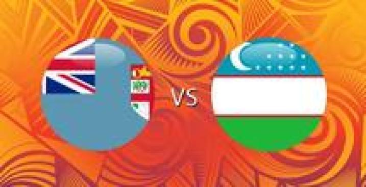 En Vivo: Fiyi vs. Uzbekistán