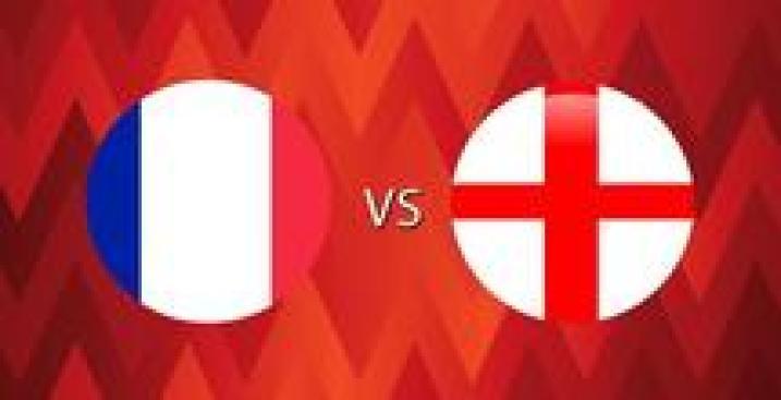 En Vivo: Francia vs. Inglaterra