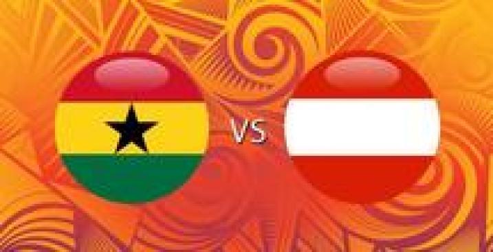 En vivo: Ghana vs. Austria