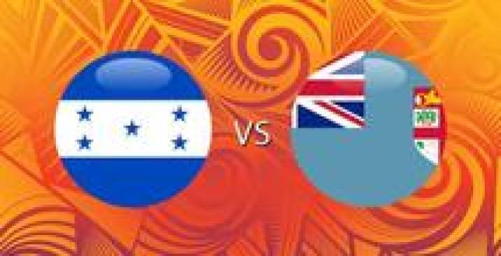 En Vivo: Honduras vs. Fiyi
