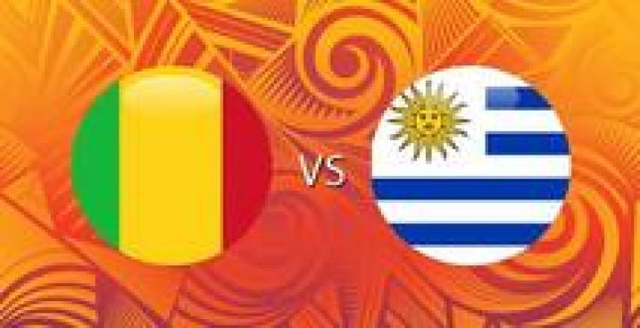 En Vivo: Mali vs. Uruguay