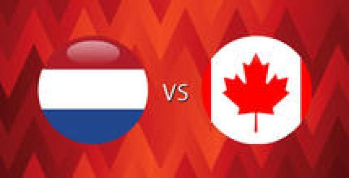 En Vivo: Países Bajos vs. Canadá