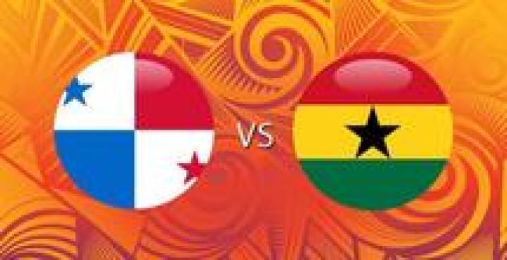 En Vivo: Panamá vs. Ghana