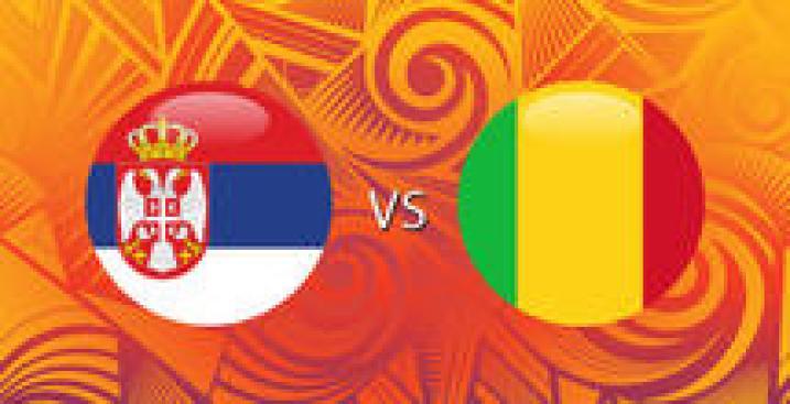 En Vivo: Serbia vs. Mali