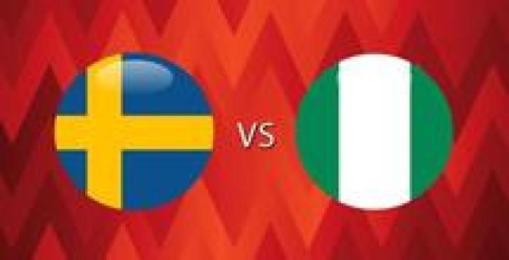 En Vivo: Suecia vs. Nigeria