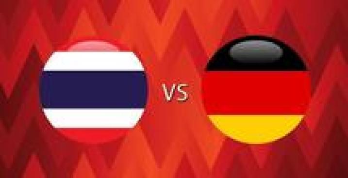 En Vivo: Tailandia vs. Alemania