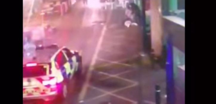 La policía de Londres abate en pleno ataque a los terroristas