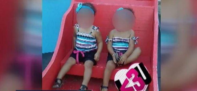 Acusan a padre de asesinar a una de sus gemelas