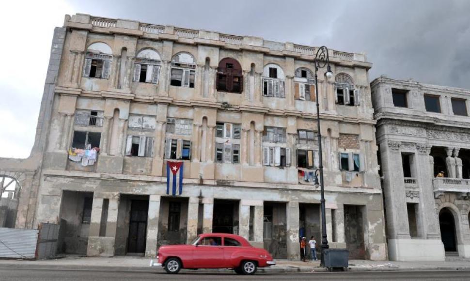 EEUU permitirá demandas por propiedades confiscadas en Cuba