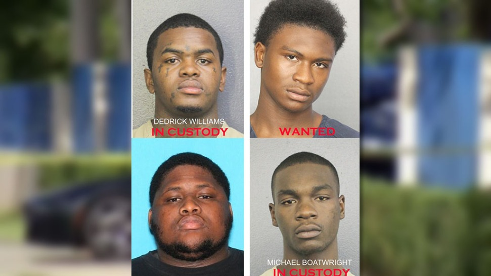 Cuatro acusados por asesinato de XXXTentacion