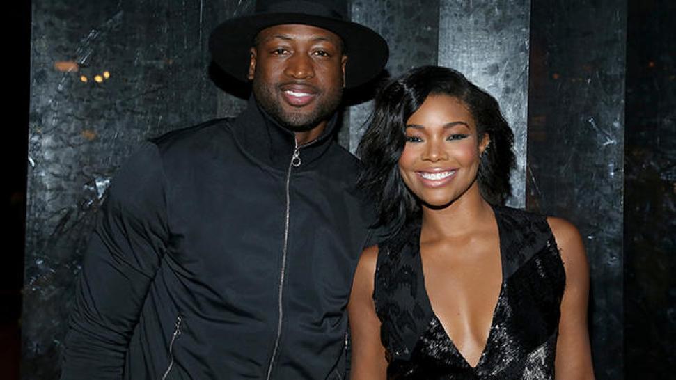 Wade se convierte nuevamente en padre