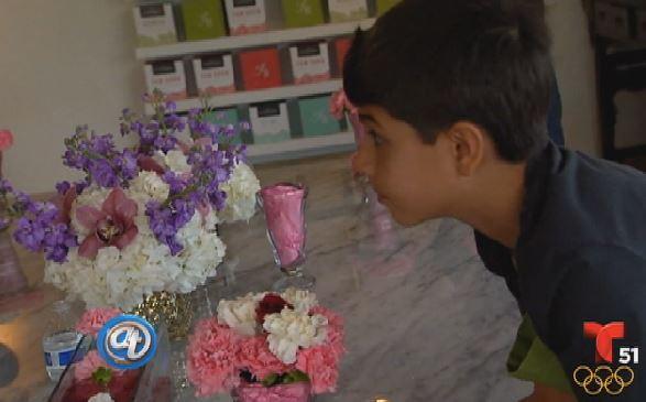 Arreglos Florales Para Niños