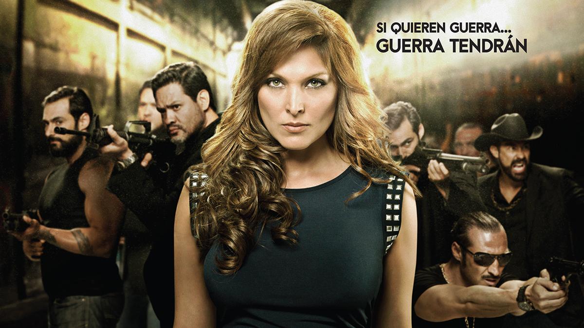 Se&ntildeora Acero 2x13 Latino Disponible