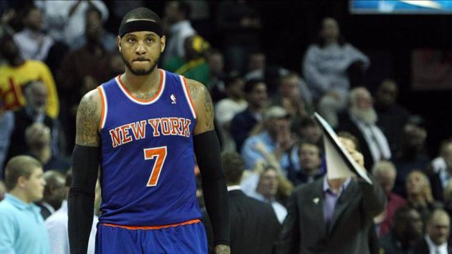 Doloroso récord de pérdidas para los Knicks - Telemundo 51 - Miami