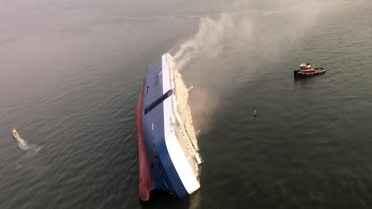 Resultado de imagen para buque golden ray